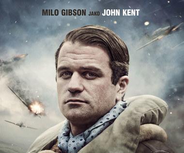 Syn Mela Gibsona jako dowódca Dywizjonu 303
