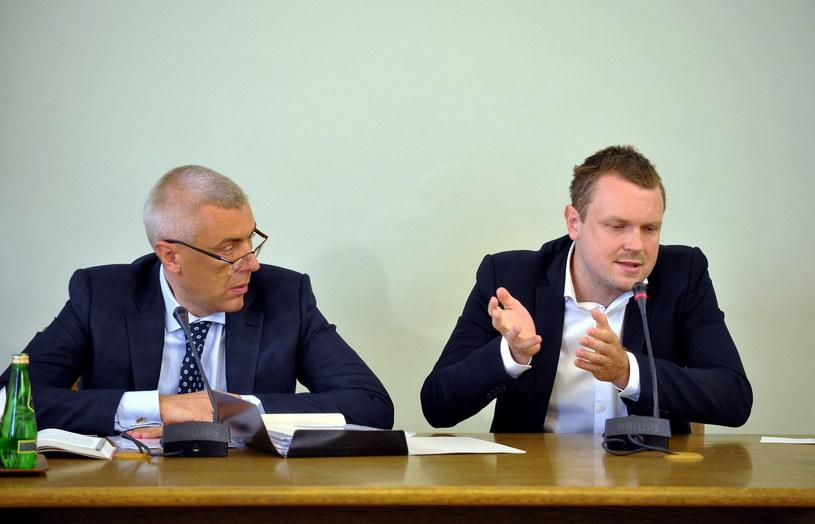 Syn szefa Rady Europejskiej i byłego premiera Donalda Tuska przesłuchiwany ws. afery Amber Gold. /Paweł Supernak /PAP