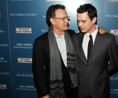 Syn Toma Hanksa zrobił urodzinowy żart ojcu