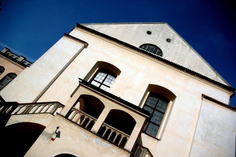 Synagoga Izaaka w Krakowie /M.Lasyk /Reporter