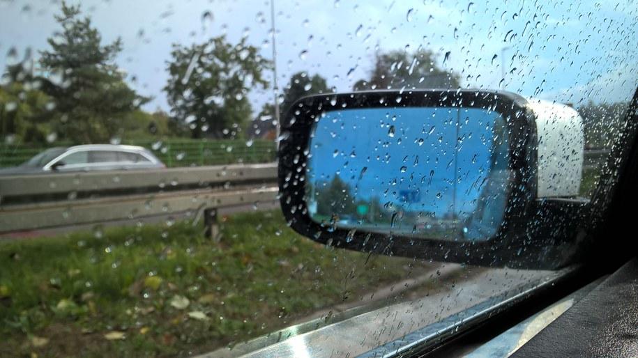 Synoptycy IMGW ostrzegają przed intensywnymi opadami deszczu / Zdjęcie ilustracyjne /Łukasz Łaskawiec /RMF FM