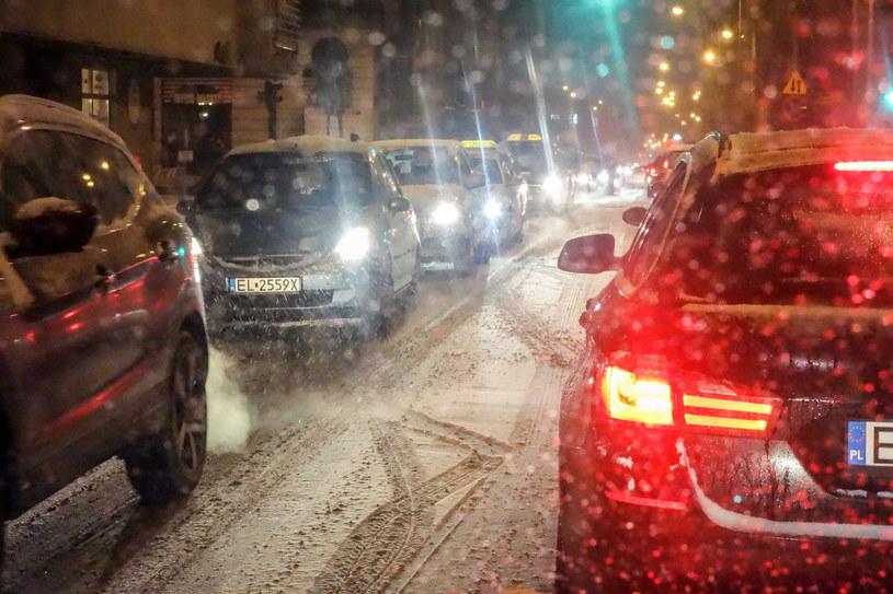 Synoptycy ostrzegają przed marznącym deszczem /Piotr Kamionka /Reporter