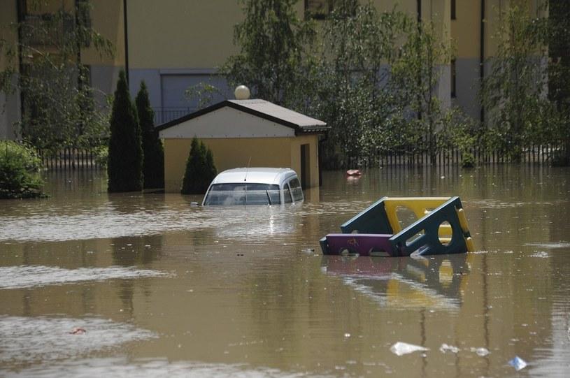 Synoptycy ostrzegają przed ulewami /Robert Zalewski /East News