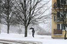 Synoptyk IMGW ostrzega: Kolejna chłodna noc z opadami śniegu