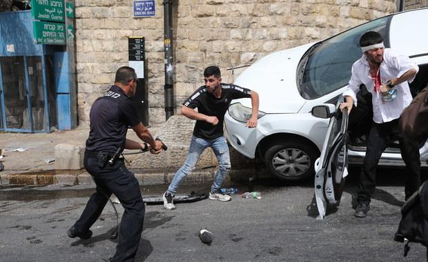 Syreny alarmowe w Jerozolimie, Izrael i Palestyńczycy odpalili rakiety