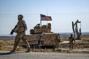 Syria: Ataki lotnictwa USA. Pierwsza taka operacja za prezydentury Joe Bidena