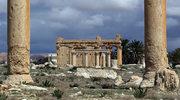 Syria: Dżihadyści zburzyli starożytną świątynię w Palmyrze