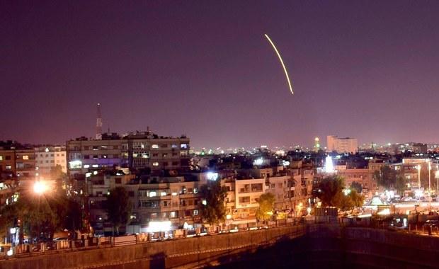 Syria i Izrael oskarżają się nawzajem o rozpoczęcie działań wojennych