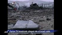 Syria po izraelskich nalotach