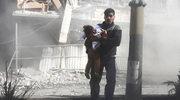 Syria: Ponad 900 cywilów zginęło we Wschodniej Gucie