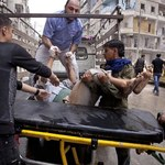 Syria: Wybuchy samochodów pułapek, dziesiątki zabitych i rannych