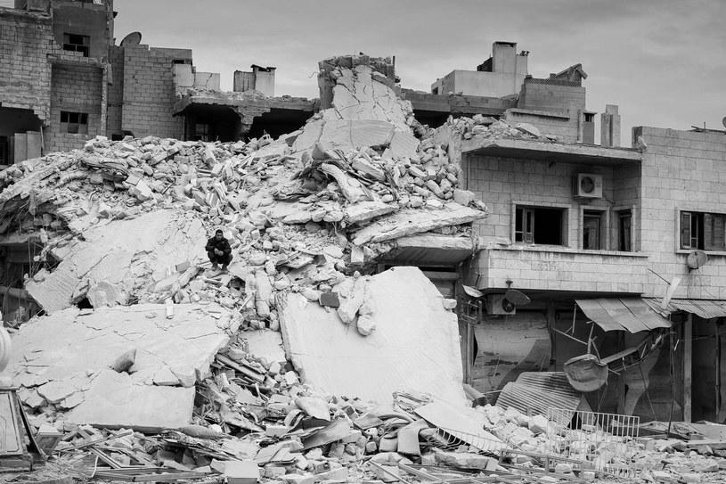 """""""Syria wygląda dziś jak Europa w 1945 roku"""" /AFP"""