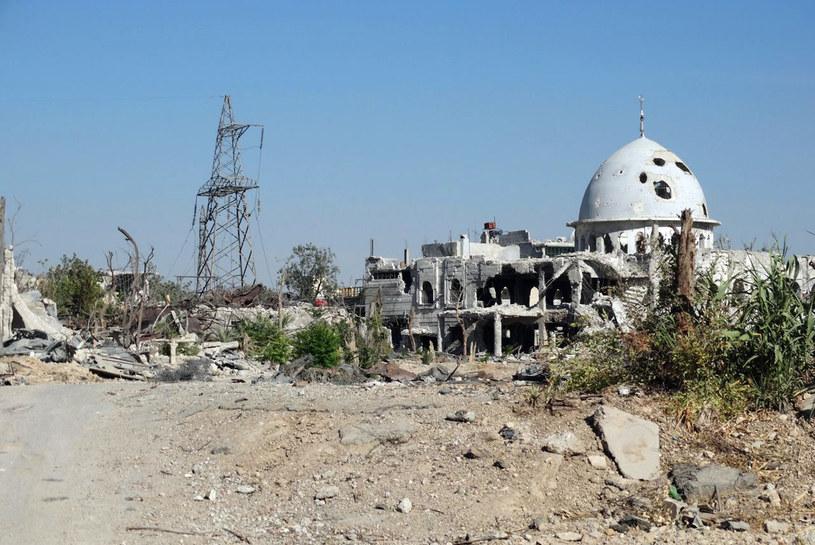 Syria zamówiła w 2011 roku cztery systemy S-300 za sumę 1 mld dolarów /AFP