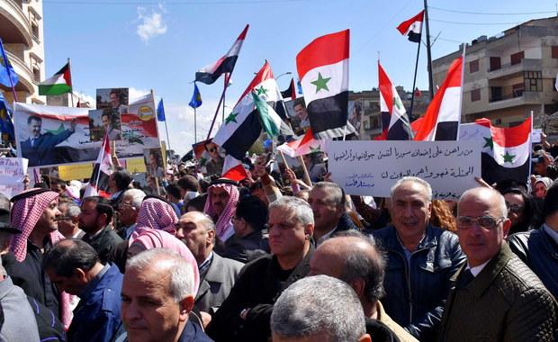 Syria zażądała zwołania RB ONZ w związku ze Wzgórzami Golan