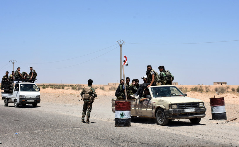 Syria, zdj. ilustracyjne /GEORGE OURFALIAN  /AFP
