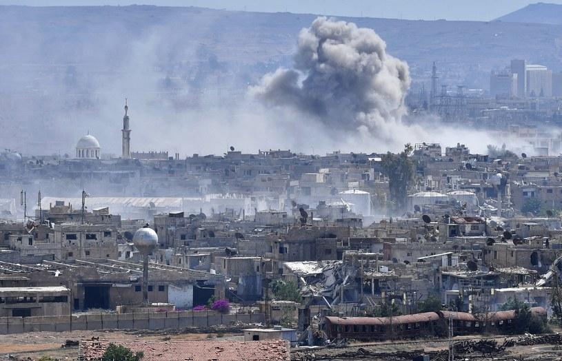 Syria, zdj. ilustracyjne /Mikhail Voskresenskiy  /East News