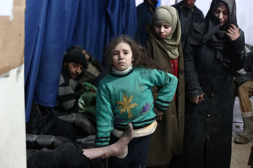 Syria /Abd DOoumany /AFP