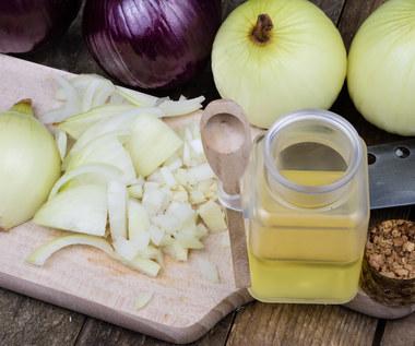 Syrop z cebuli - stary jak świat sposób nie tylko na przeziębienie