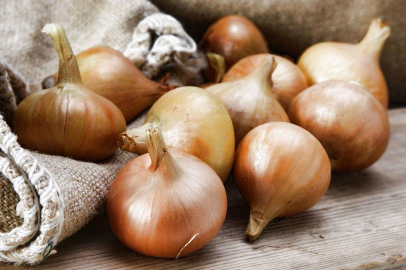 Syropem z cebuli skutecznie zwalczysz  przeziębienie /Picsel /123RF/PICSEL