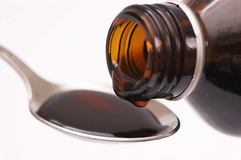 Syropy to jedne z najstarszych leków, jakie zna ludzkość. /123RF/PICSEL