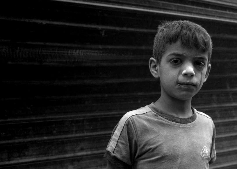Syryjski chłopiec /AFP