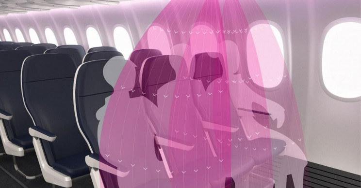 System AirShield ma chronić pasażerów /materiały prasowe
