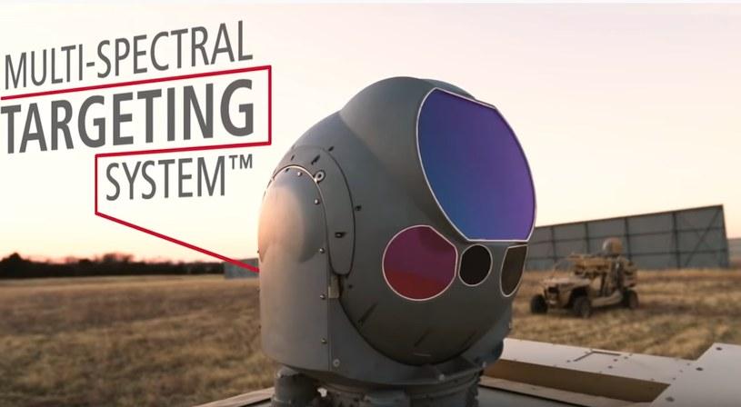 System anty-dronowy / YouTube /materiał zewnętrzny