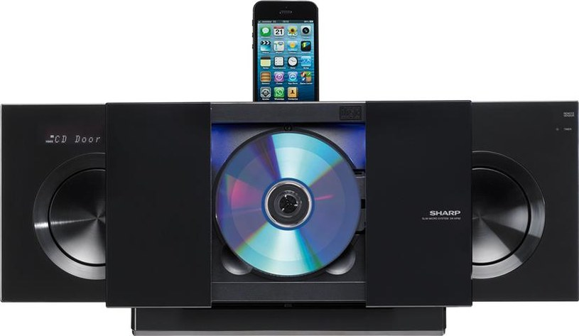 System audio Sharp DK-KP82PH /materiały prasowe