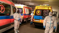 System nie wytrzymuje. Wstrząsające relacje ratowników medycznych