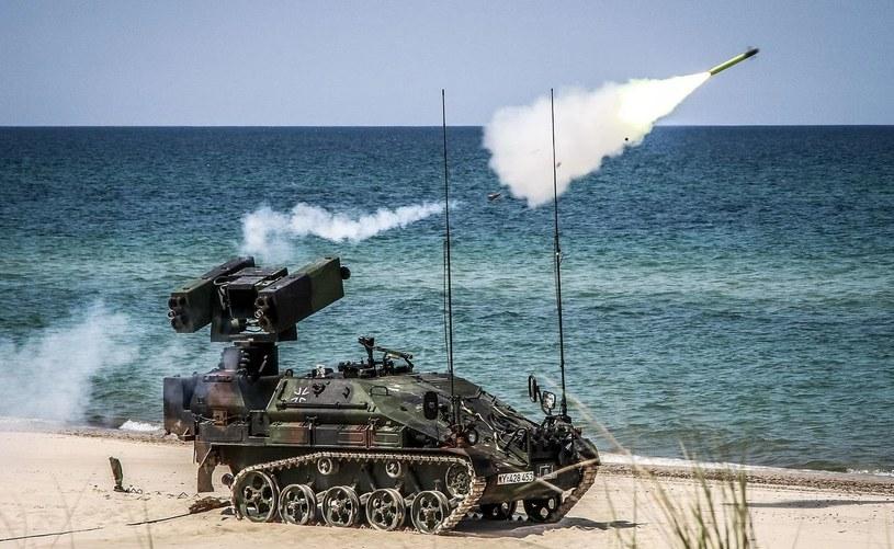 System Ozelot stanowi dziś podstawę opl krótkiego zasięgu niemieckiej armii /Bundeswehra /domena publiczna