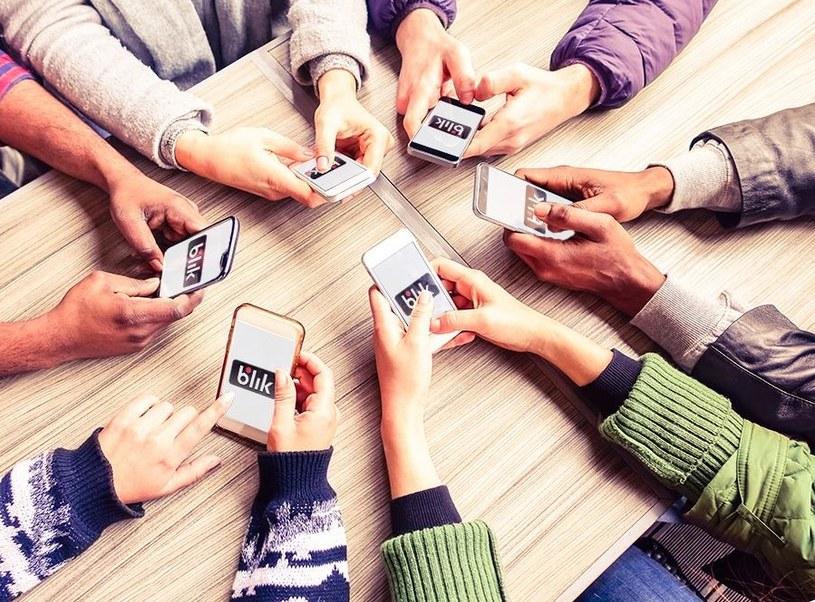 System płatności telefonem Blik został uruchomiony w lutym 2015 roku /&nbsp