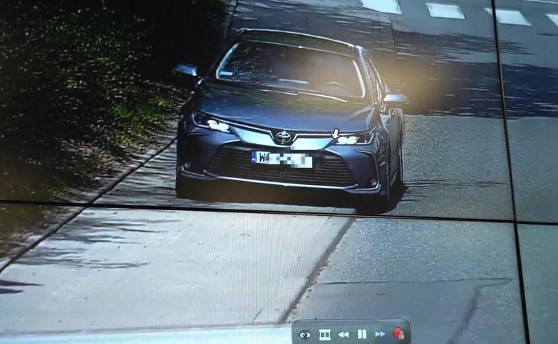System powiadomi policjantów, gdy poszukiwany nr rejestracyjny pojawi się w zasięgu miejskich kamer /Policja