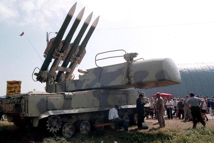 System rakietowy Buk /Laski Diffusion /East News
