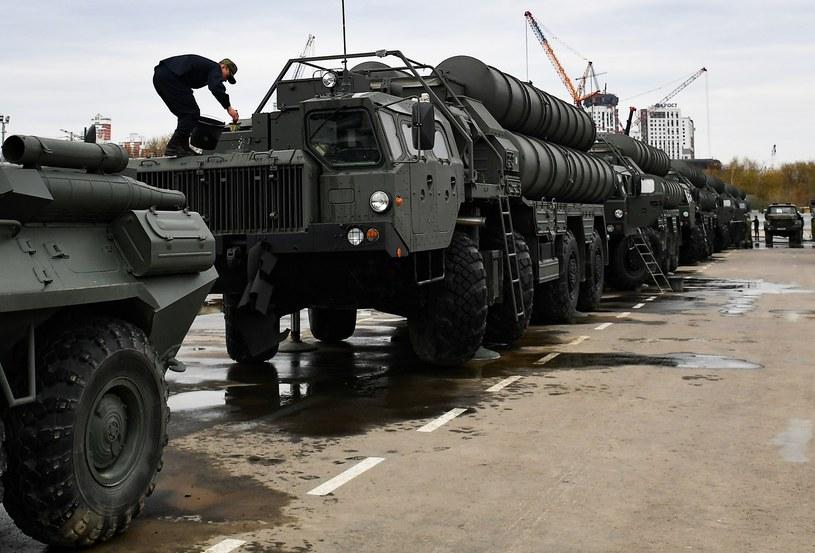 System S-400 /Alexander Vilf/SPUTNIK /East News
