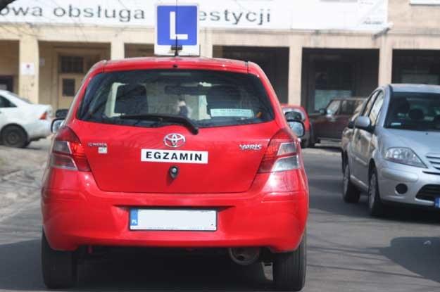 System szkolenia kierowców jest w Polsce bardzo słaby /INTERIA.PL