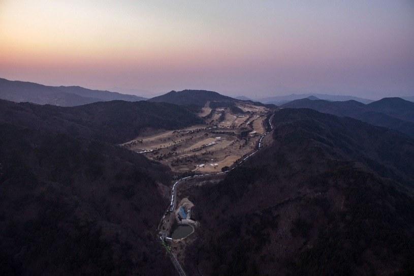 System THAAD w Korei Południowej /AFP