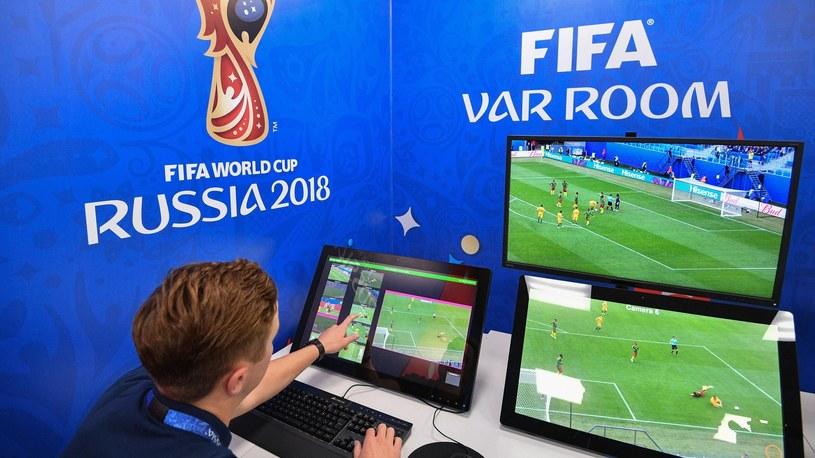 System VAR debiutuje na mundialu /Getty Images