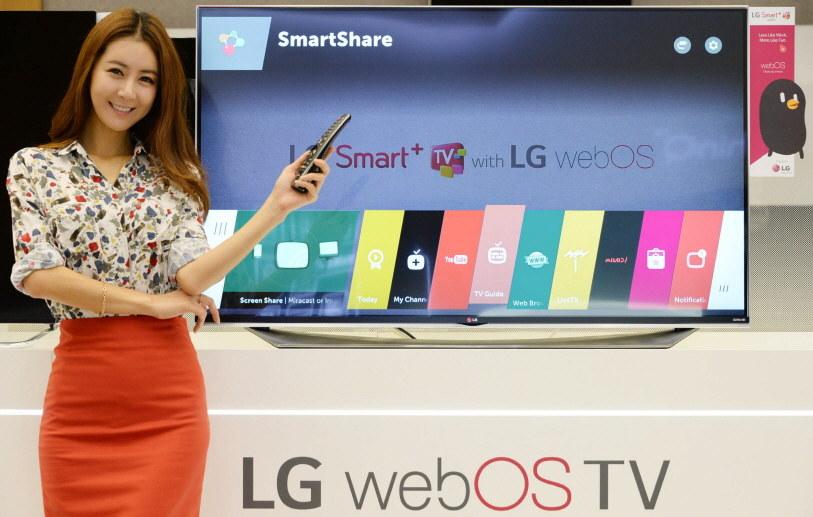 System webOS 2.0 ma ułatwić korzystanie ze smart TV /materiały prasowe