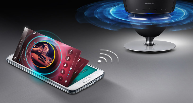 System współpracuje z urządzeniami mobilnymi /materiały prasowe