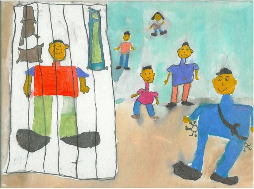 Sytuacja dzieci osadzonych rzadko jest poruszana w mediach i przez ustawodawców / COPE /