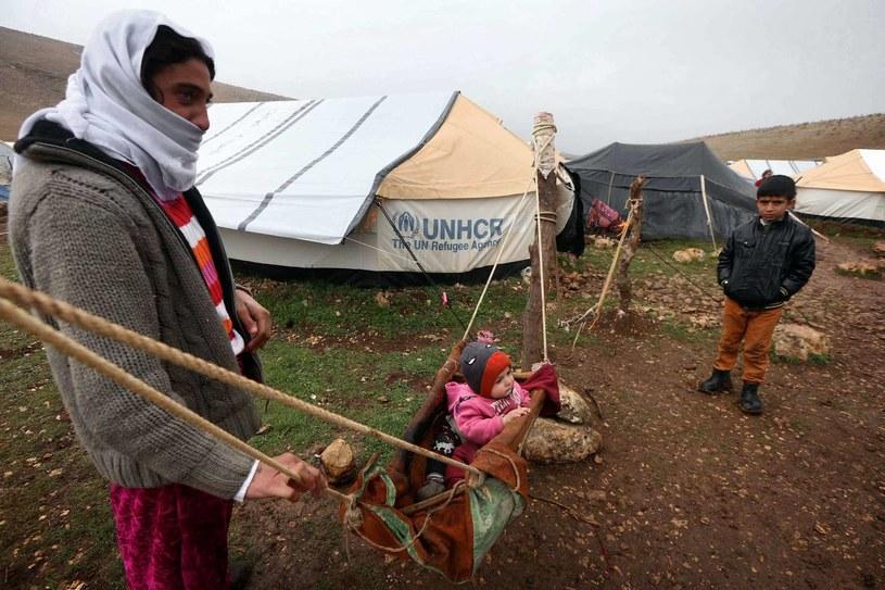 Sytuacja mieszkańcow Syrii jest dramatyczna /AFP