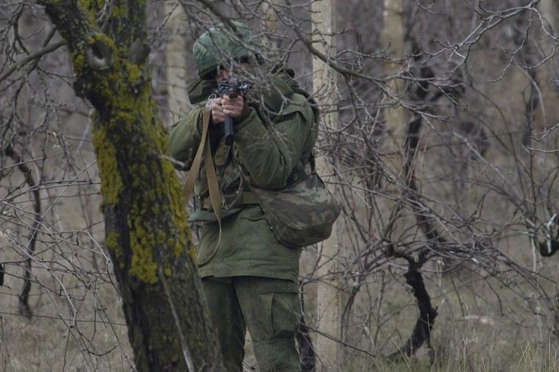 Sytuacja na Krymie jest bardzo napięta /AP /East News