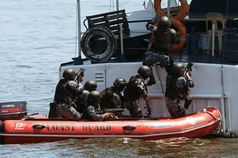 Sytuacja na Morzu Południowochińskim robi się coraz bardziej napięta /AFP