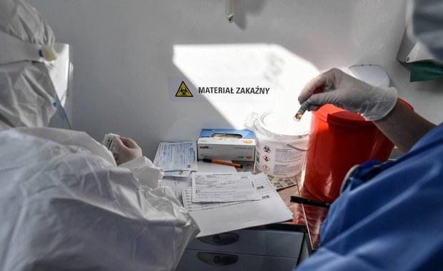 """""""Sytuacja na Śląsku opanowana"""". Trwa testowanie pracowników kopalń"""