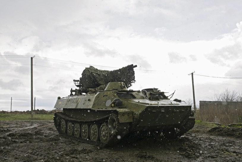 Sytuacja na wschodzie Ukrainy wciąż jest napięta /PAP/EPA