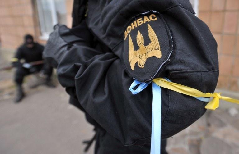 Sytuacja w Donbasie jest fatalna, fot. ilustracyjna /AFP