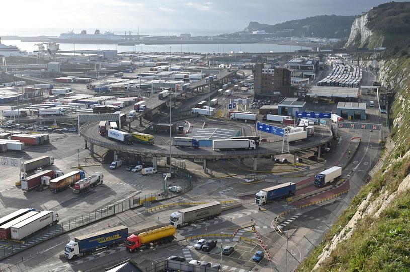 Sytuacja w Dover była ostatnio bardzo trudna /AFP