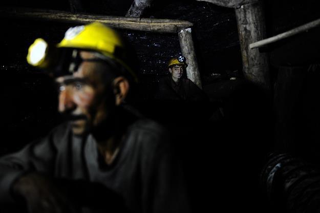 Sytuacja w górnictwie jest bardzo trudna /AFP