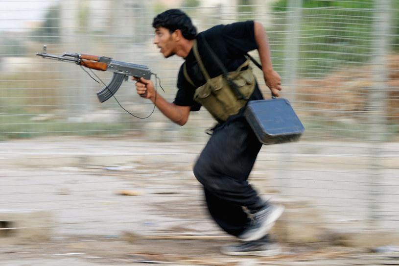 Sytuacja w Iraku wymknęła się spod kontroli /Getty Images