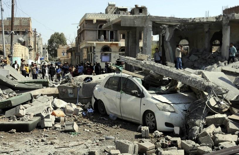 Sytuacja w Jemenie jest dramatyczna /Getty Images